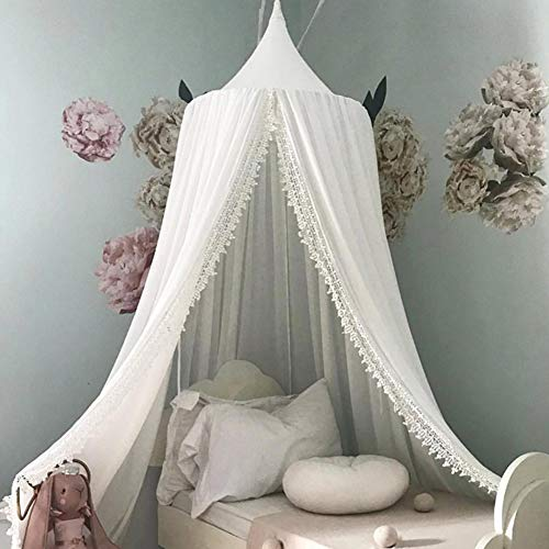 Kinderbett Moskitonetz Dome Für Baby Moskitonetz Baldachin Nordischer Stil für Kinderzimmer