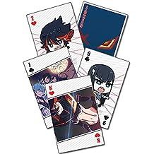 Kill la Kill Naipes - Poker Cards - official licenced