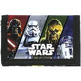 Star Wars Kinder Geldbörse Geldbeutel Portemonnaie