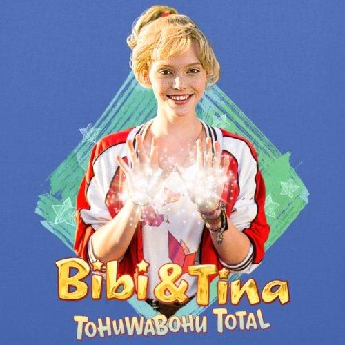 Spreadshirt Bibi Und TinaTohuwabohu Total Hex Hex Stoffbeutel Hellblau