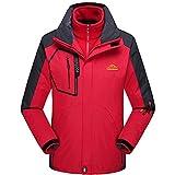 Winterjacken Große Größen Herren Softshelljacke Wasserdicht Funktionsjacke Winter Outdor Wanderjacke Skijacke Damen Jacke