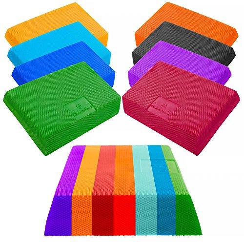 Balance-Pad 2 »Trapezio« / tapis trapèze d'équilibre, disque de coordination / disponible en 3 couleurs