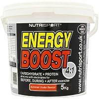 Nutrisport Energy Boost 4:1 Summer Fruits Powder 5Kg