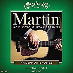 Martin 41m530 Acoustic Guitar Strings