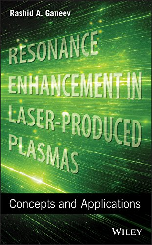 Resonance Enhancement in Laser-Produced Plasmas: Concepts and Applications (English Edition) (Laser Target Electronic)