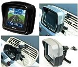 EASY FIT Fahrzeug Lüftungsschlitz Halterung & Halterung Die TomTom Urban Rider Motorrad GPS Navi (SKU 10222)