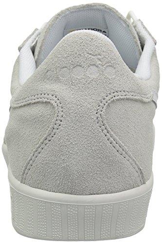 Diadora B. Original Schuhe Grau Weiß