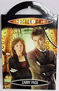 DOCTOR WHO CARRY PACK - DAVID TENNANT PACKAGING - IDEAL PARTY BAG etc