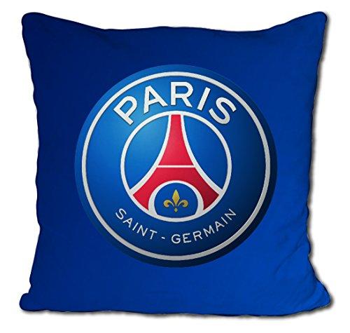 GSP PSG FOOTBALL CLUB–gran–Cojín del Paris Saint Germain Champion de France Collection 2018–2019Cavani, mbappé, Neymar edición límite 35x 35cm