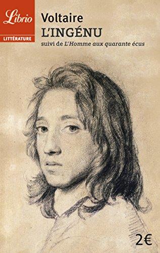 L'Ingenu (Ne) par Voltaire