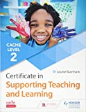 CACHE Level 2 Certificate in Supporting Teaching and Learning