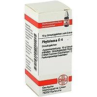 PHYTOLACCA D 4 Globuli 10 g Globuli preisvergleich bei billige-tabletten.eu
