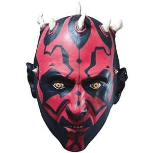 Masque 3/4 Darth Maul Star Wars adulte