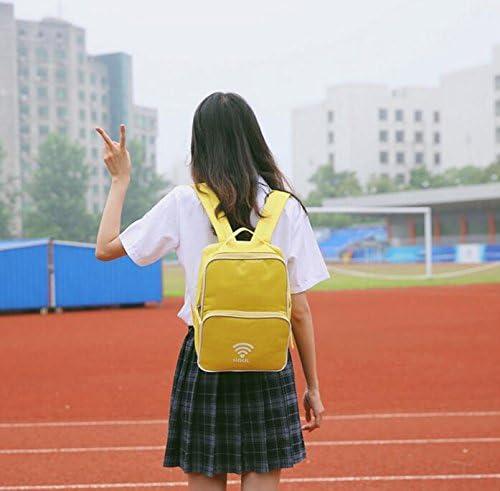 Yudanwin Sacs Sacs Sacs à Dos de Stockage Adolescent Étudiant Étudiant Mode Activités de Plein air Sac à Dos Loisirs Sac à Dos B07GP2GHCY   Luxuriant Dans La Conception  d8884a