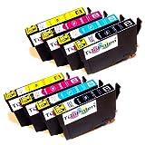 8x Epson Expression Home XP - 305 kompatible XL Druckerpatronen - 2xSchwarz-2xCyan-2xMagenta-2xGelb - Patrone MIT CHIP !!!