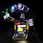 BRIKSMAX-Kit-di-Illuminazione-a-LED-per-Lego-Ideas-Wall-E-Compatibile-con-Il-Modello-Lego-21303-Mattoncini-da-Costruzioni-Non-Include-Il-Set-Lego