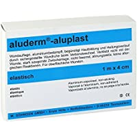 Aluderm Aluplast 1m x 4cm, 1 St preisvergleich bei billige-tabletten.eu