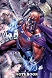 Notebook: Magneto , Journal for Writing, College Ruled Size 6' x 9', 110 Pages