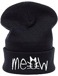 """Men's Baggy extra large pour femmes Bonnet Chapeau et accrochez OMG acide Swag Meow Bad hair day """""""