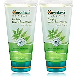 Himalaya Herbals Purifying Neem Face Wash, 2x150ml (Save Rs 41)