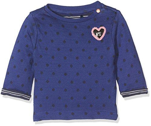 Noppies Baby-Mädchen Sweatshirt G Sweater Gardere Violett (Dark Purple C125), 56