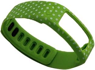 Garmin Ersatz HopCentury Vivofit BANDGURT-Armband Accessory mit sicheren Verschluss und Metallverschluss für Garmin Vivofit, klein oder groß