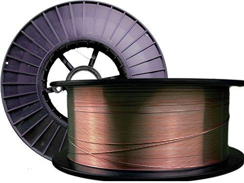 15 kg Schutzgas Schweißdraht SG2 ER70S-6 0,8 mm MIG/MAG Stahldraht Draht