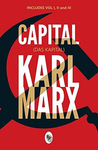 Capital (Das Capital): Includes Vol.1,2,3