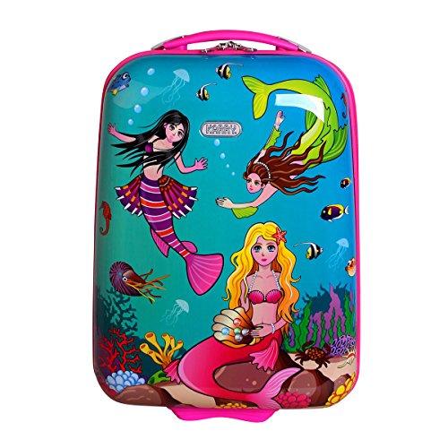 Karry Meerjungfrau Kinderkoffer - 2