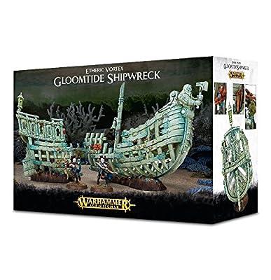 Games Workshop Gloomtide Shipwreck - 64-17 - Etheric Vortex - Warhammer Age of Sigmar