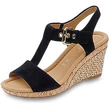 Suchergebnis auf für: Gabor Sandaletten blau 39