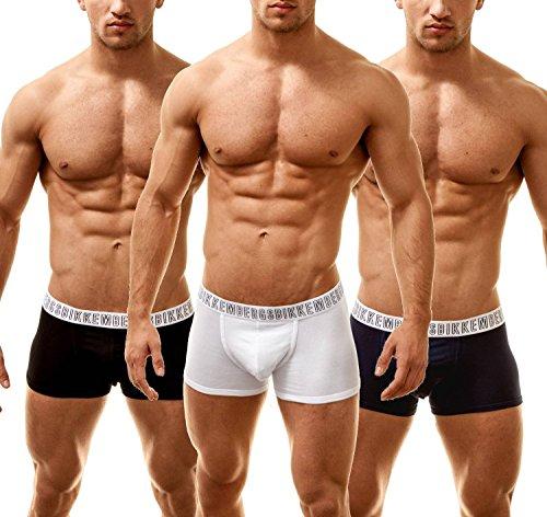 bikkembergs-herren-boxershorts-3-pack-mehrfarbig-small
