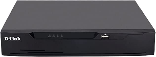 D-Link 8CH/1 Sata Metal DVR