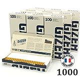 Giza - Fitro al carbonio (Confezione da 1.000tubi con filtri)