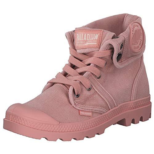 best service 54d7a c808c Palladium Womens Lace Up Boots Pink, Taille 37.5