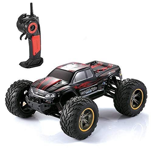 GPTOYS RC Off Road Monster Truck Voiture RC S911 1/12 Scale 2.4Ghz 2WD Voitures...