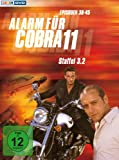 Alarm für Cobra 11 - Staffel 03.2 [2 DVDs]