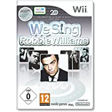 We Sing Robbie Williams - [Nintendo Wii]