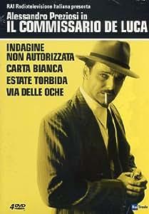 Il commissario De Luca [Import italien]