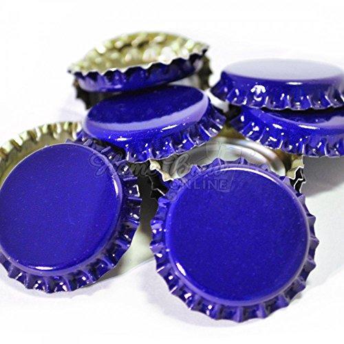 Tappi a corona Blue 100pk
