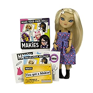 Makies: Make Your Own Doll