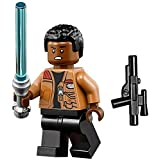 NEW LEGO STAR WARS FINN MINIFIG figure 75105 75139 force awakens minifigure fin by Grace Unlimited Selling Store