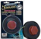Garland 7199000460 - Cabezal universal garland carga fácil para Desbrozadora