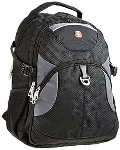 Wenger Grey and Black Laptop Backpack (3259204410)