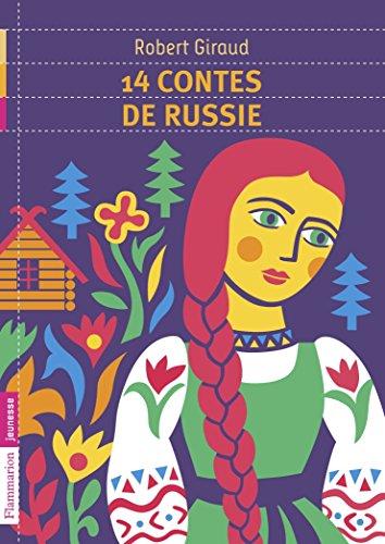 14 contes de Russie par Robert Giraud