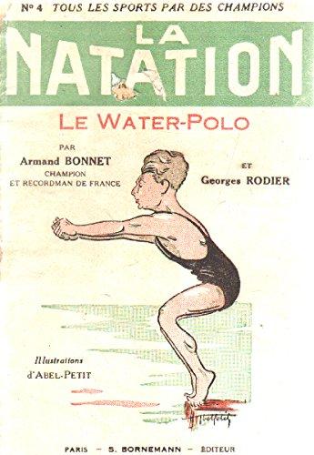 La natation -le water-polo