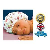 Wenko Roses Hair Net Set Of 2 Bedtime Hair Protector