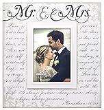 Best Malden Collage Picture Frames - Malden International Designs Silkscreened Corinthians Verse Mr Review