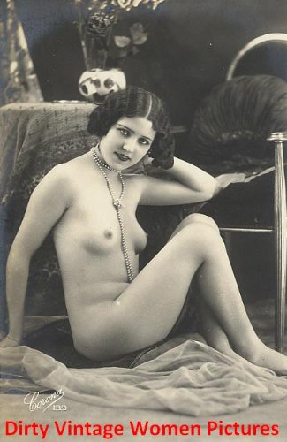 Sexy Naked Vintage Womens Photos - 50 Erotic Pictures