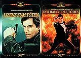 James Bond Timothy Dalton DVD Box Lizenz zum Töten/Der Hauch des Todes [2DVDs]